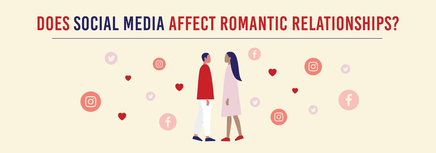 Affect media relationships how social does How Social
